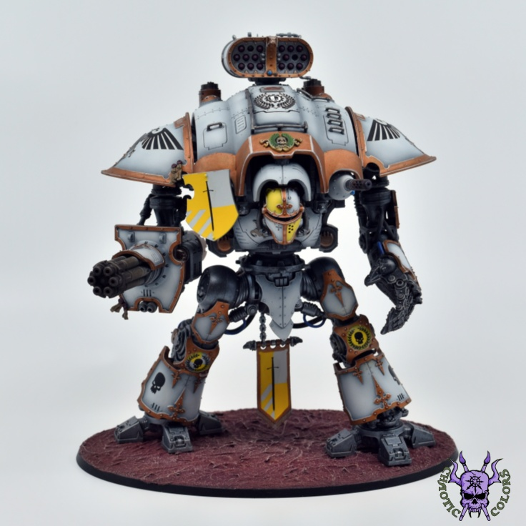 Imperial Knight - White Warden (1)