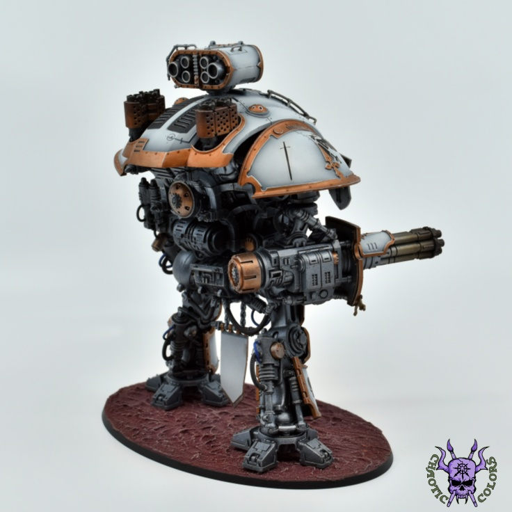 Imperial Knight - White Warden (3)