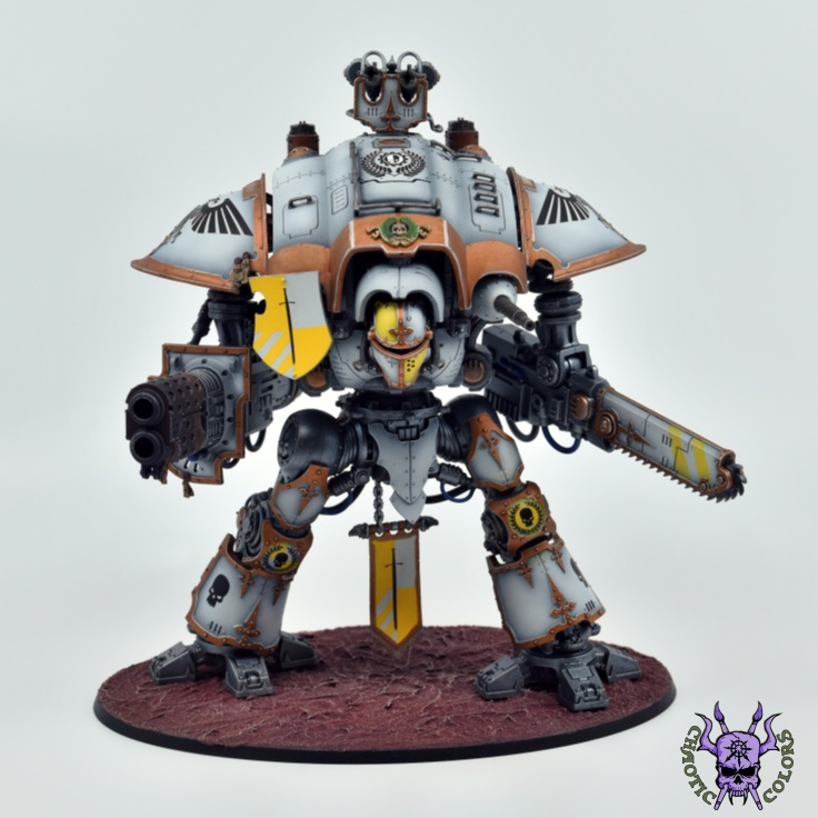 Imperial Knight - White Warden (4)