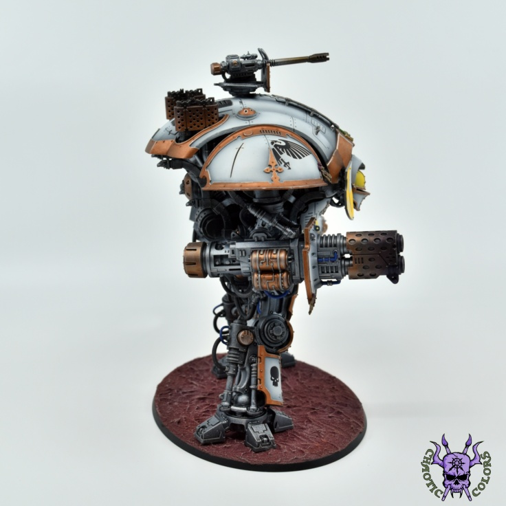 Imperial Knight - White Warden (5)