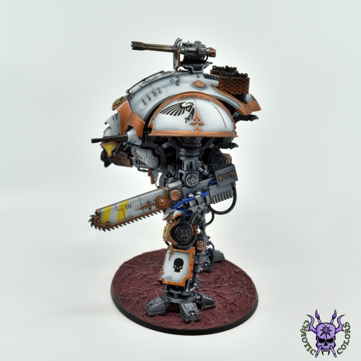 Imperial Knight - White Warden (6)