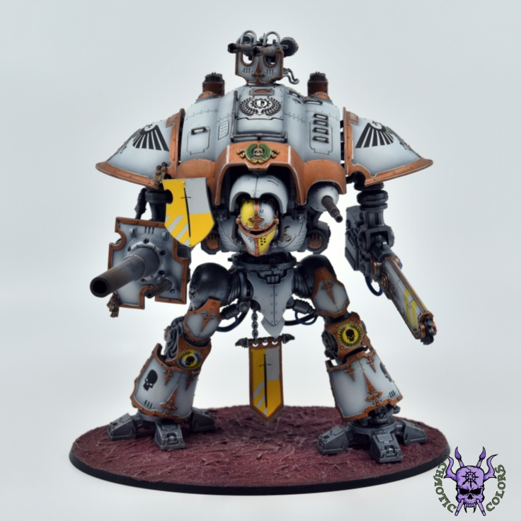 Imperial Knight - White Warden (7)