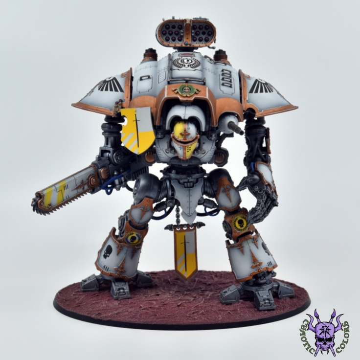 Imperial Knight - White Warden (9)