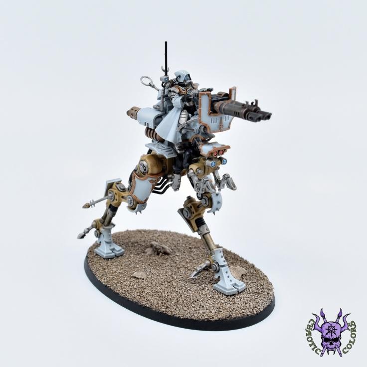 Adeptus Mechanicus - Ironstrider Ballistarius (1)