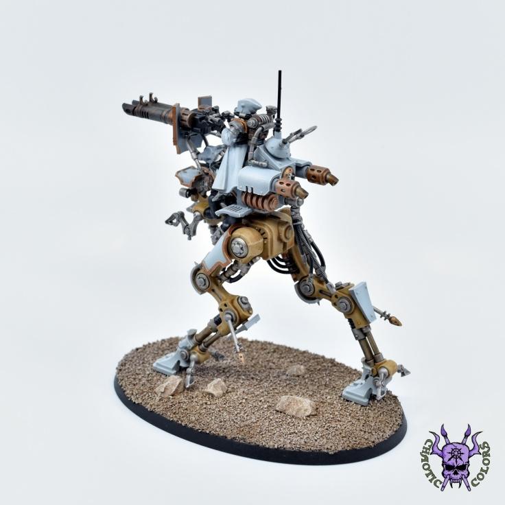 Adeptus Mechanicus - Ironstrider Ballistarius (2)