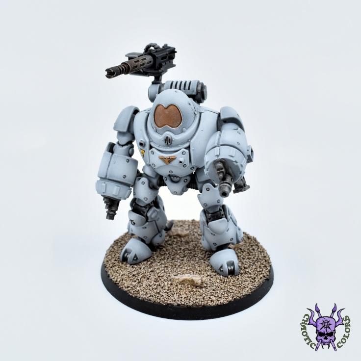 Adeptus Mechanicus - Kastelan Robots (4)