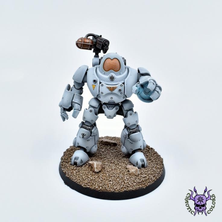 Adeptus Mechanicus - Kastelan Robots (5)
