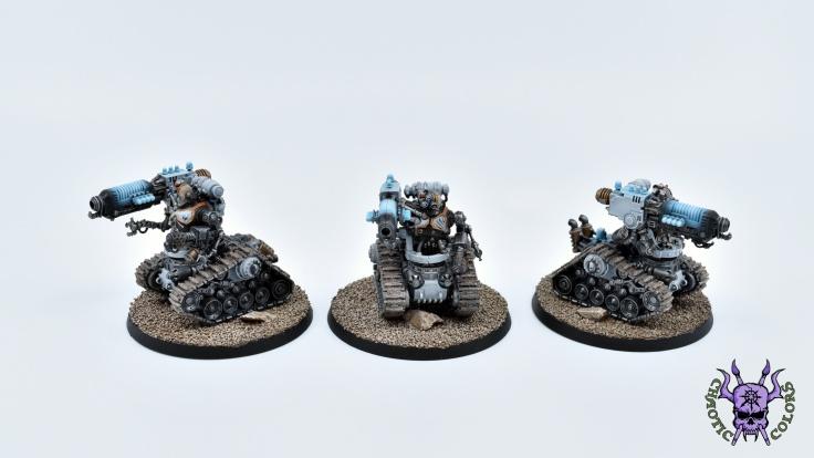 Adeptus Mechanicus - Kataphron Destroyers (1)