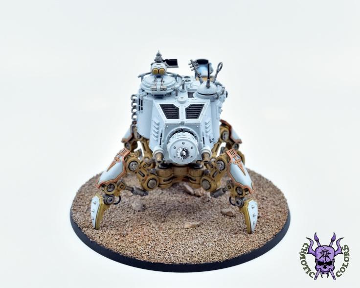 Adeptus Mechanicus - Onager Dunecrawler (1)