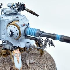 Adeptus Mechanicus - Onager Dunecrawler (7)