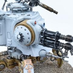 Adeptus Mechanicus - Onager Dunecrawler (8)