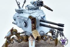 Adeptus Mechanicus - Onager Dunecrawler (9)