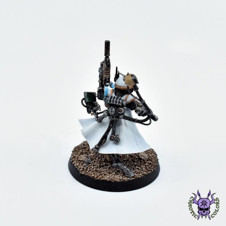 Adeptus Mechanicus - Sicarian Infiltrators (2)