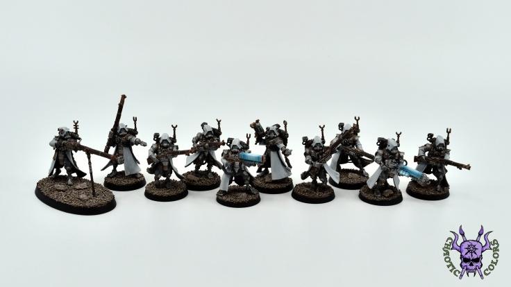 Adeptus Mechanicus - Skitarii Rangers (2)