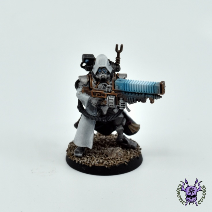 Adeptus Mechanicus - Skitarii Rangers (6)