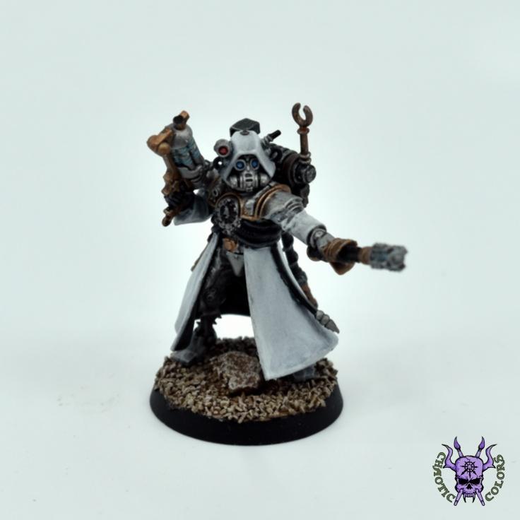Adeptus Mechanicus - Skitarii Rangers (7)
