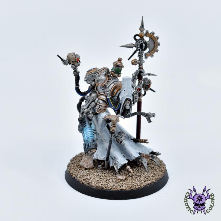Adeptus Mechanicus Tech - Priest Dominus (1)