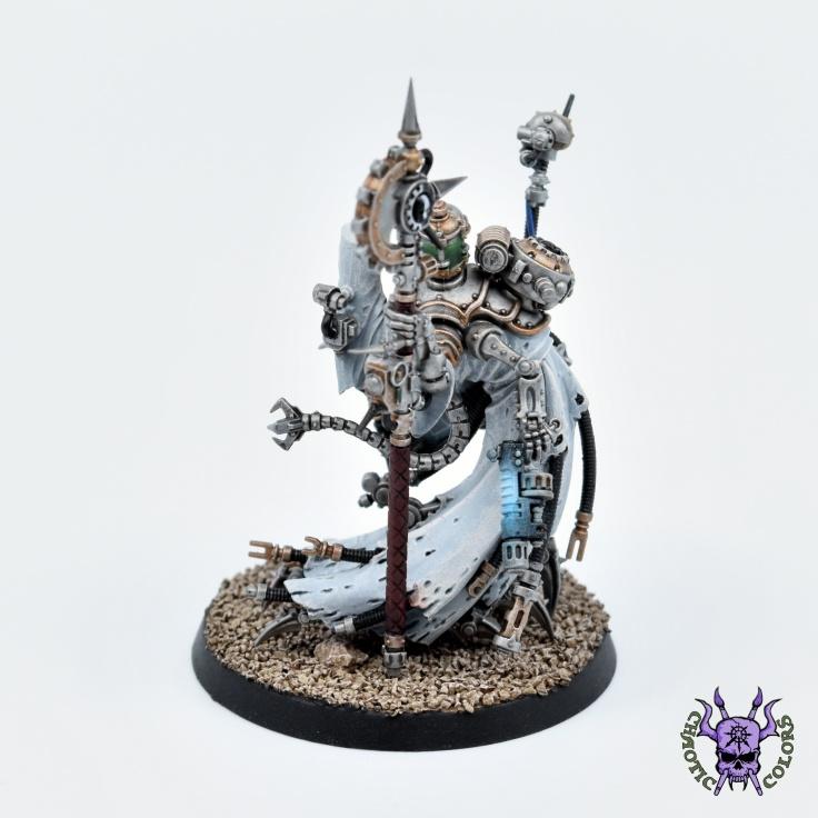 Adeptus Mechanicus Tech - Priest Dominus (2)