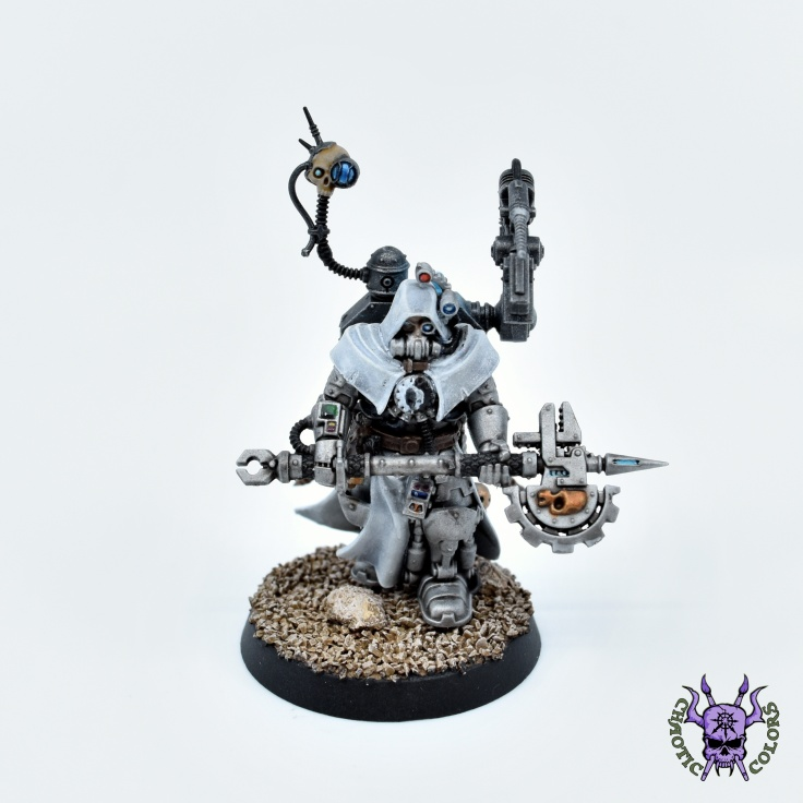 Adeptus Mechanicus - Tech-Priest Enginseer (1)