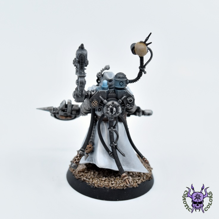 Adeptus Mechanicus - Tech-Priest Enginseer (2)