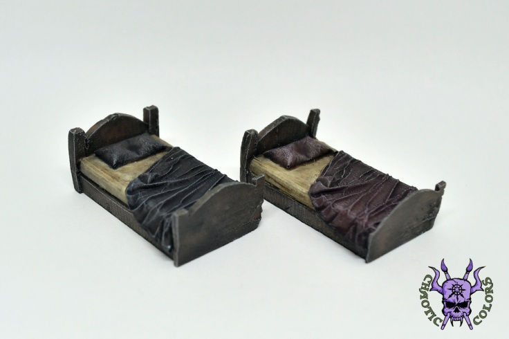 Bed (Tiny Terrain) (1)