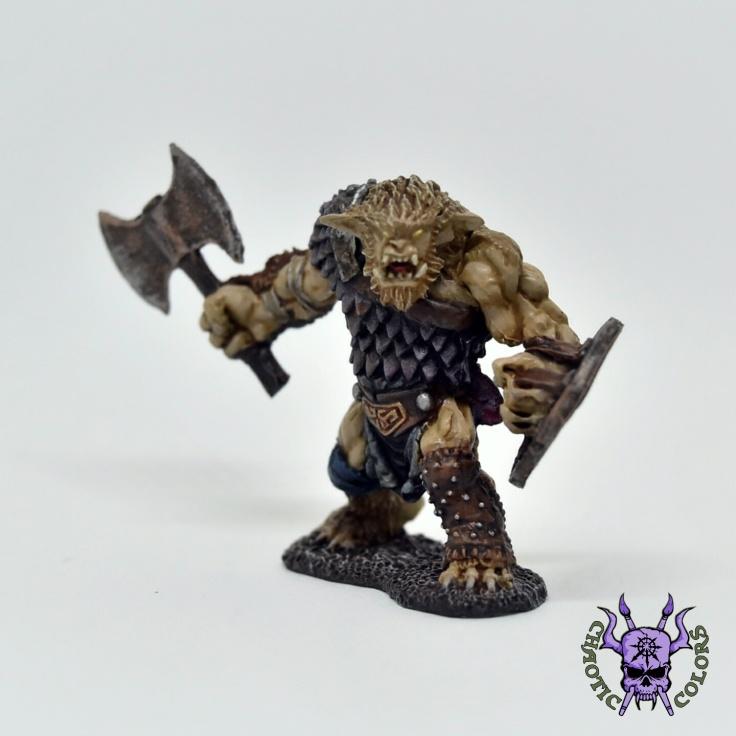 D&D - Kegg, Bugbear Hunter (Reaper) (1)
