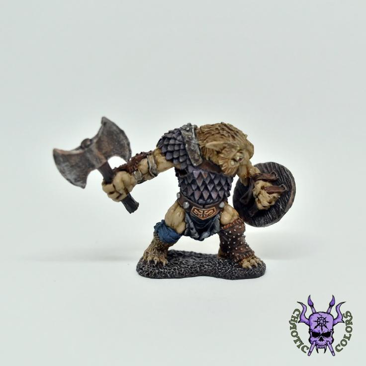 D&D - Kegg, Bugbear Hunter (Reaper) (3)