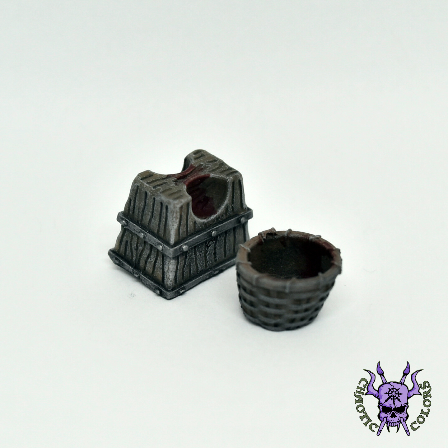Headsman block and basket (Tiny Terrain) (1)