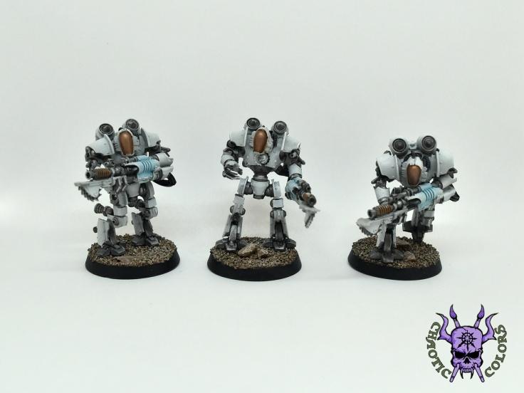 Mechanicum - Thallax Cohort (2)