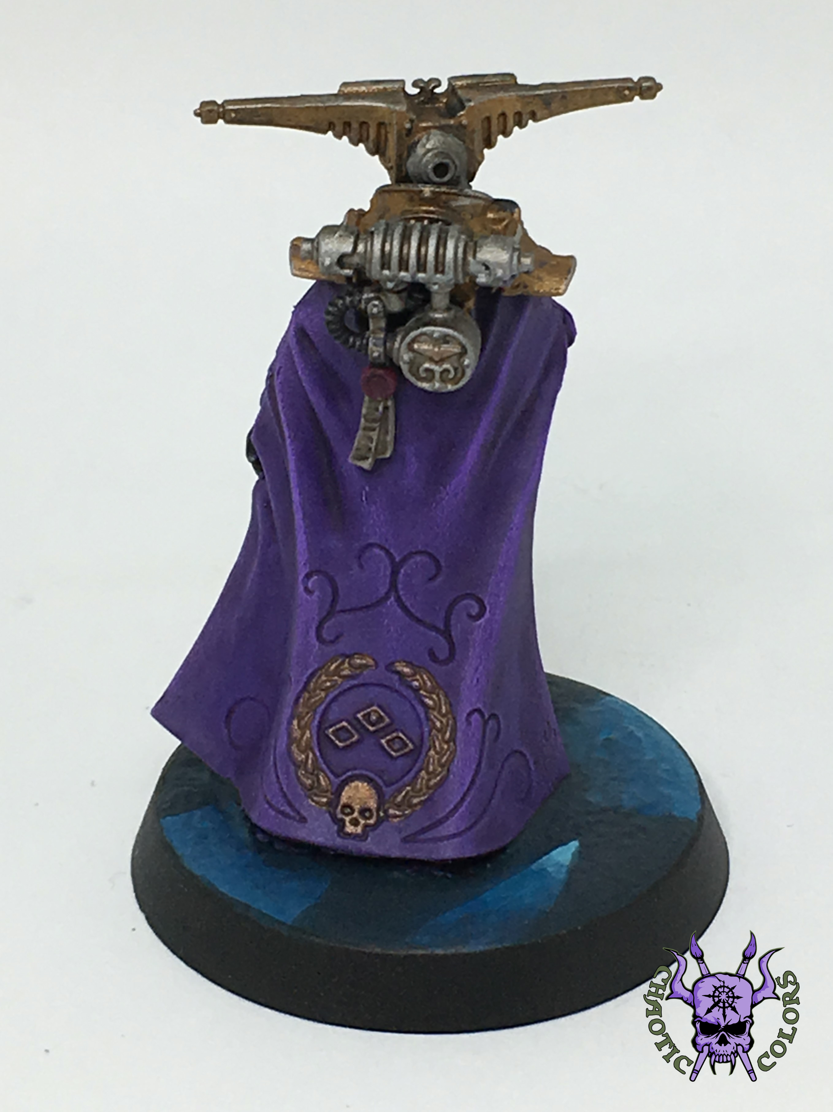 warhammer quest blackstone fortress espern locarno imperial navigator chaotic colors espern locarno imperial navigator